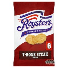 ROYSTERS TBONE (22 x 6 PACK)