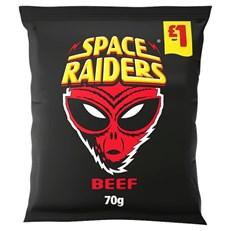 SPACE RAIDERS £1 BEEF