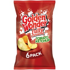 GOLDEN WONDER MULTIPACK TOMATO