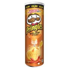 PRINGLES PIRI PIRI CHICKEN 180g £2.99 (6 PACK)