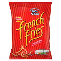 FRENCH FRIES READY SALTED