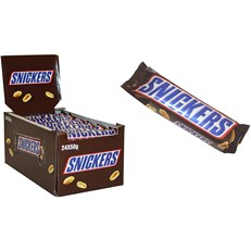 SNICKERS 48g (24 PACK)