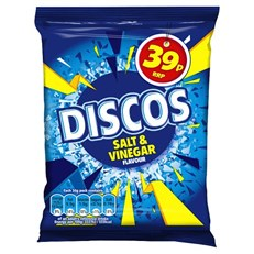 DISCOS 39P SALT & VINEGAR
