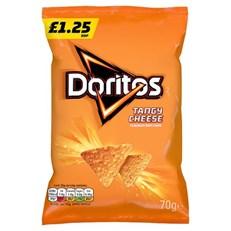 DORITOS £1 TANGY CHEESE (Orange)