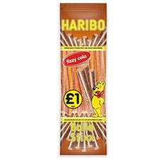 HARIBO £1 BALLA COLA STIXX