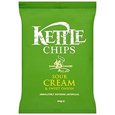 KETTLE CHIPS SOUR CREAM