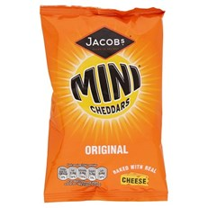 MINI CHEDDARS CHEESE