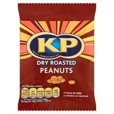 KP DRY ROASTED PEANUTS CARD