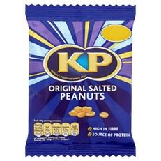 KP £1 SALTED BAG