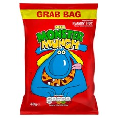 MONSTER MUNCH GRAB FLAMIN HOT
