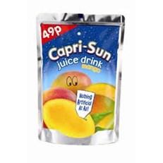 CAPRI SUN 49P ORANGE