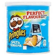 **PRINGLES SALT & VINEGAR