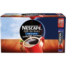 NESCAFE DECAF 200 INDIVIDUAL Sachets