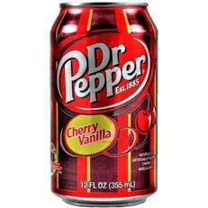 USA DR PEPPER CHERRY VANILLA 355ml (12 PACK)