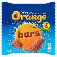 TERRYS CHOCOLATE ORANGE (16 x 3 PACK)