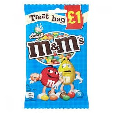 TREAT £1 M&M CRISPY