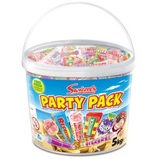 ***SWIZZELS HALLOWEEN PARTY PACK GIANT 5KG TUB