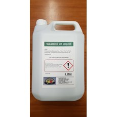 GLENCREST 5L WASHING UP LIQUID
