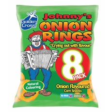 JOHNNY ONION RINGS 8PACK