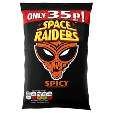 SPACE RAIDERS 30P SPICY