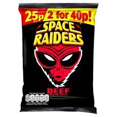 SPACE RAIDERS 30p beef