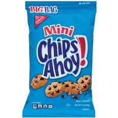 CHIPS AHOY MINIS BAG 85g