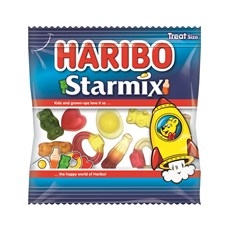 HARIBO 10P BAG STARMIX