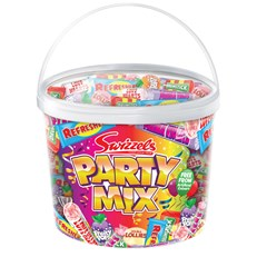 ***SWIZZELS TUBS PARTY MIX
