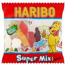 HARIBO 10P BAG KIDDIES SUPERMIX