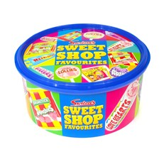 **SWIZZELS SWEET SHOP FAVOURITES 750G TUB