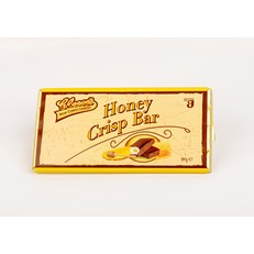 CLEEVES IRISH HONEY CRISP BAR 50g (24 PACK)