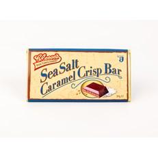 CLEEVES IRISH SEA SALT CARAMEL CRISP BAR 50g (24 PACK)