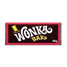 WONKA BAR SINGLE BAR 90g