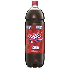 BARRS £1 COLA