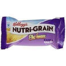 KELLOGGS CEREAL BARS NUTRIGRAIN ELEVENSES RAISIN
