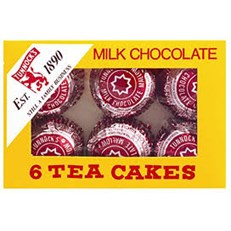 *TUNNOCKS MILK TEA CAKES 6 PACK