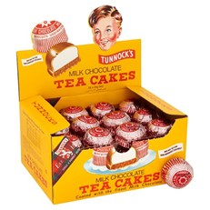 TUNNOCKS TEA CAKES 24g (36 PACK)