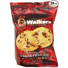 WALKERS SHORTBREAD CHOCOLATE CHIP