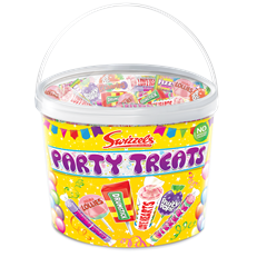 SWIZZELS PARTY TREATS GIANT 4kg TUB