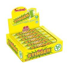 SWIZZELS 10P STINGER CHEW BAR FRUIT