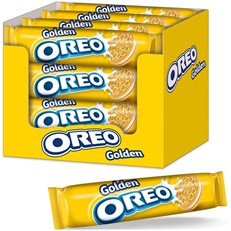 OREO GOLDEN CRUNCH BISCUITS 154g (16 PACK) 31 OCTOBER DATED