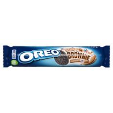 OREO CHOCOLATE BROWNIE BISCUITS 154g (16 PACK)