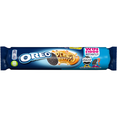 OREO PEANUT BUTTER BISCUITS 154g (16 PACK)
