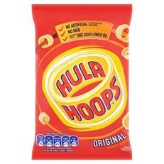 HULA HOOPS ORIGINAL 43g (32 PACK)