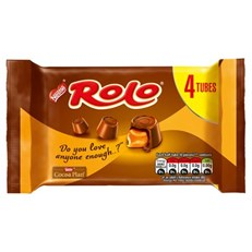 NESTLE ROLO (12 x 4 PACK 41.6g)