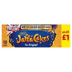 MCVITIES JAFFA CAKES £1.00 150g (12 PACK) 11 SEPTEMBER DATED