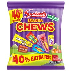 LOADSA CHEWS 40% EXTRA