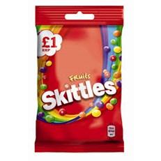 SKITTLES £1 BAGS