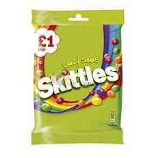 SKITTLES £1 SOURS