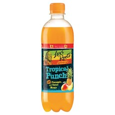 LEVI ROOTS TROPICAL PUNCH 500ml £1 (12 PACK)